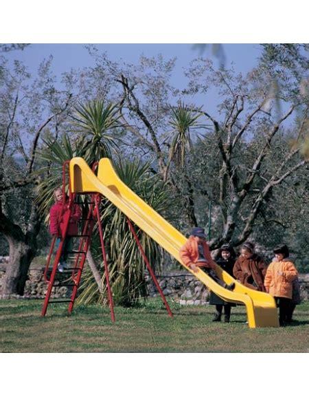 scivolo da giardino usato scivolo resina 400 scivoli per bambini da giardino da