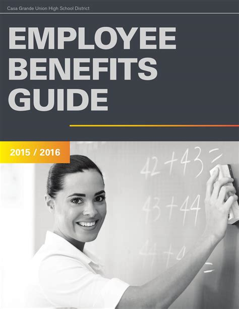 2016 employee benefit options guide oklahoma 2015 casa grande employee benefits guide by david kreie