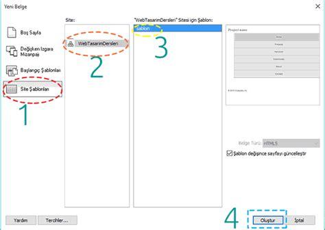dreamweaver layout nedir dreamweaver ile sayfa oluşturma web tasarım dersleri