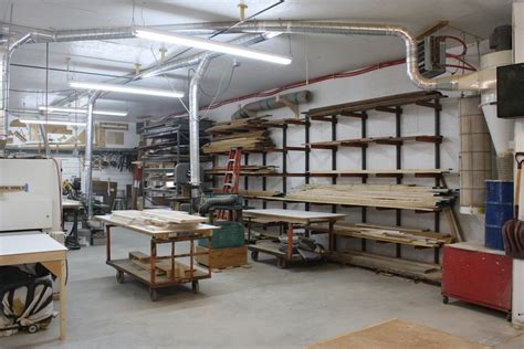 Rack Shop Custom Woodworks