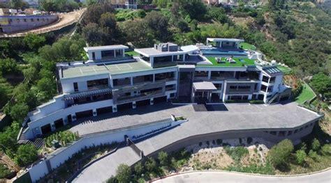 bel air mansion 100 million newly built modern mega mansion in bel air