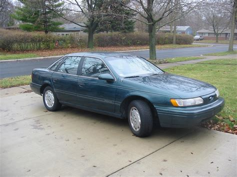 1993 ford tempo information and photos zombiedrive 1993 ford taurus information and photos zombiedrive