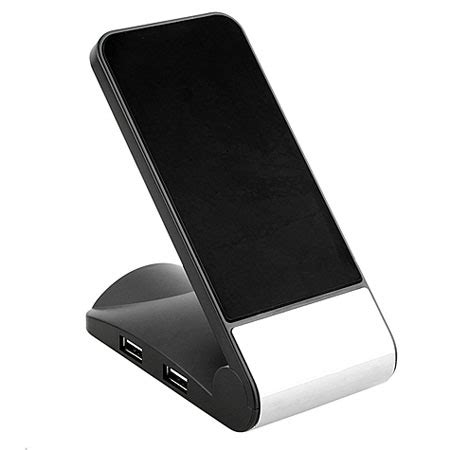 slipcover holders usb non slip holder charger black