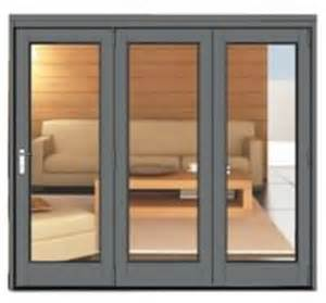 Bi Folding Patio Doors Prices 3 Panel Grey Aluminium Bi Fold Door Folding Doors 2 U