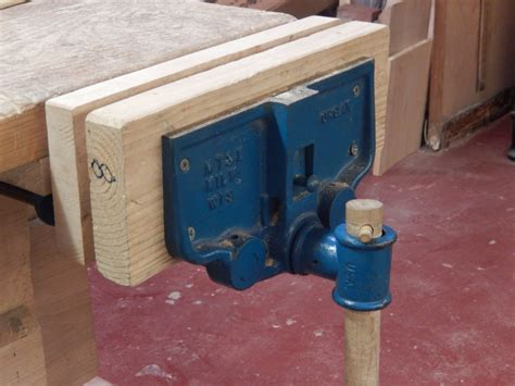 milwaukee bench vise surviving u s made woodworking cls cl care