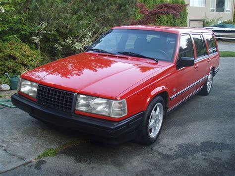 bretts  volvo  turbo wagon project