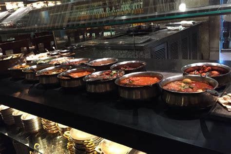 straits kitchen dinner buffet indian station