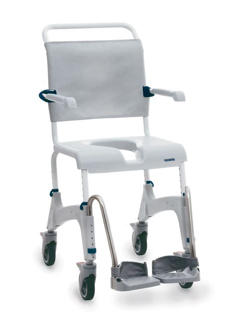How To Use A Commode Chair by Aquatec Shower Commode Chair Therapy Living Aids