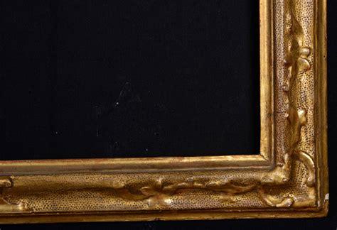 cornici genova gruppo di cinque cornici diverse dorate veneto piemonte
