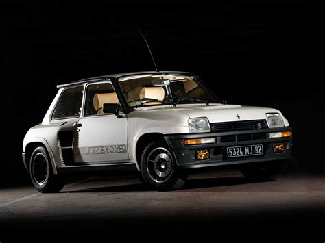 1983 Renault 5 Turbo 2 Related Infomation Specifications