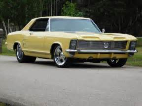 Custom 1964 Buick Riviera Bangshift 1964 Buick Riviera Custom Car For Sale