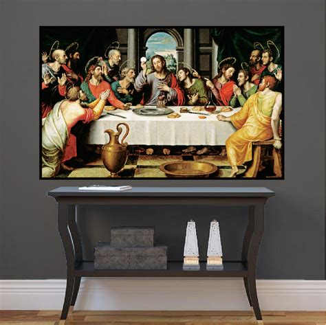 last supper wall mural last supper wall decal mural jesus decals primedecals