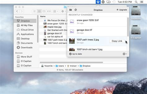 dropbox workflow how to install and use dropbox on your mac