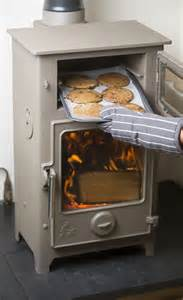 wood stove with cooktop hazelnut and chocolate cookies baked in the dartmoor