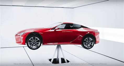 lexus commercial lexus downright lies in 2018 lc quot balance quot commercial