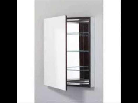 Robern R3 Series 26 Cabinet - robern cb rc2436d4fp1 r3 series plain mirror medicine