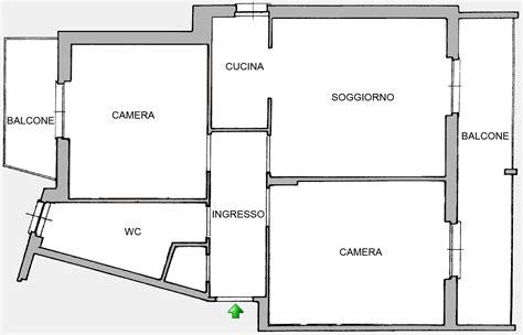disegnare piantina appartamento disegno educazionetecnica dantect it