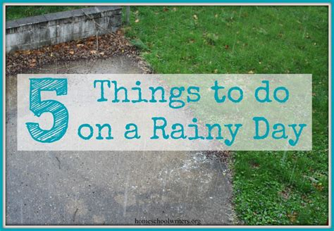 things to do in s day homeschool writers
