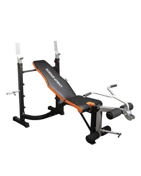 multi bench press original sports city multi functional bench press online