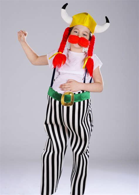 Ix Dress Kid asterix style obelix costume ebay