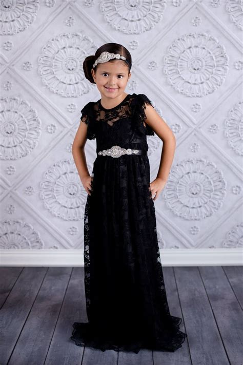 Dress Black Lace Violin Flower Murah 29 best attire for violin recital images on toddler and