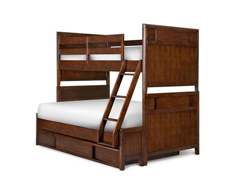 Twin Bunk Bed Mn Sunset Kids Bedroom