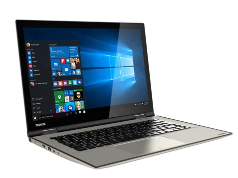 toshiba announces three new pcs offering the in windows 10 functionality mobility and