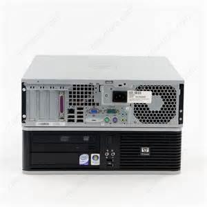 Compaq Small Desktop Pc Hp Compaq Dc5800 Small Form Factor Pc Ctsestore
