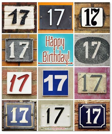 Happy Birthday Wishes For 17 Year Best 25 17th Birthday Quotes Ideas On Pinterest Read