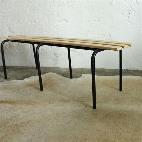 Banc Ecole Ancien by Banc D 233 Cole Vintage 233 Es 60 Atelier Du Petit Parc