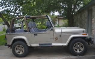1993 Jeep Wrangler Owners Manual 1993 Jeep Wrangler Sport Utility 2 Door 4 0l For
