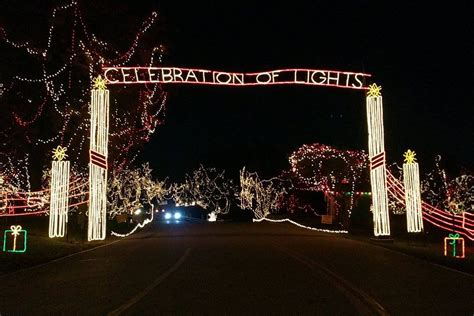 celebration of lights in o fallon missouri
