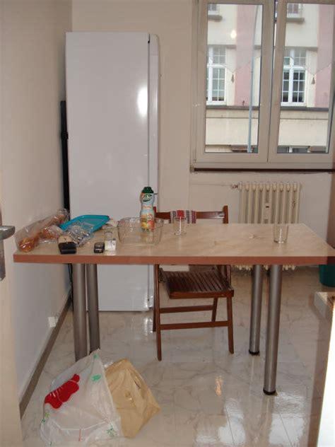 Fabriquer Une Table Bar De Cuisine