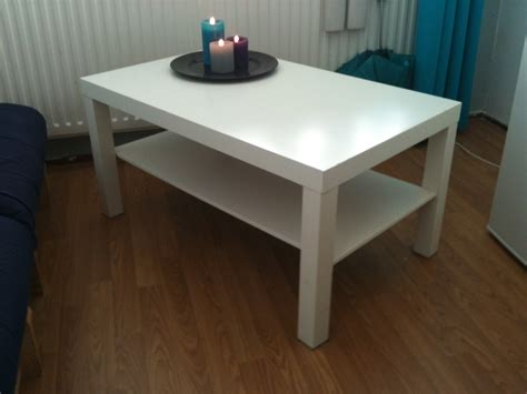 Lack Coffee Table White Afmetingen Salontafel Lack Ajmine