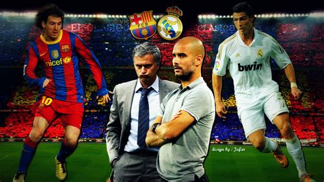 barcelona el clasico wallpaper el clasico wallpapers football club wallpapers