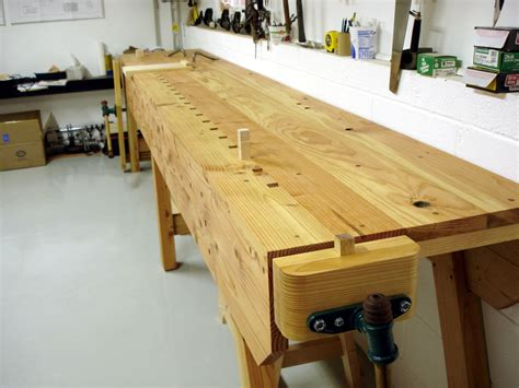 wooden bench tops wood workbench tops woodproject