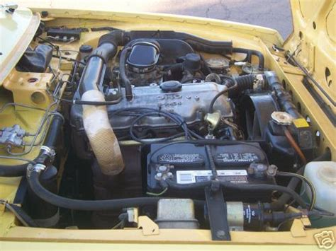 auto manual repair 1987 ford courier engine control ford courier pickup