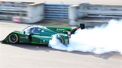 Beschleunigung Auto by Drayson Racing Sets Three Records With Electric Le Mans