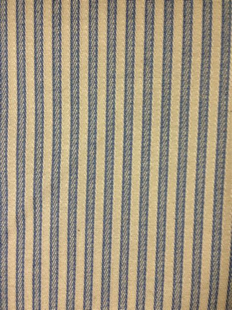 Striped Upholstery Fabric Blue And Striped Fabric Upholstery Ticking Stripe