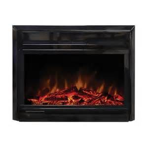 paramount ef 128 5 28 in electric retrofit fireplace