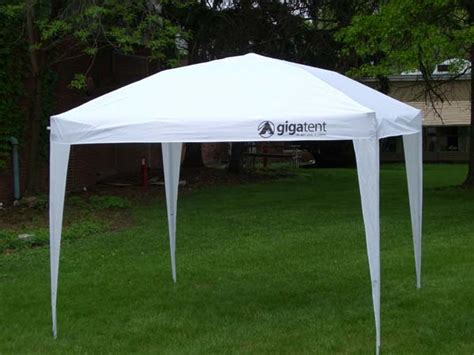 backyard canopy tent the big top white outdoor canopy tent 10 x 10