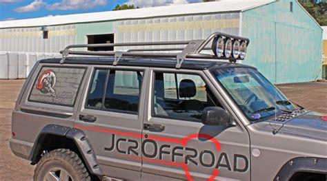 Jeep Xj Roof Rack by Jcroffroad Prerunner Roof Rack For 84 01 Jeep 174 Xj