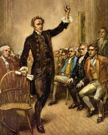 Thomas jefferson and patrick henry and henry s virginia resolutions