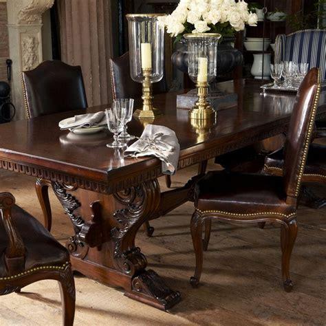 ralph lauren dining room table ralph lauren dining table thetastingroomnyc com