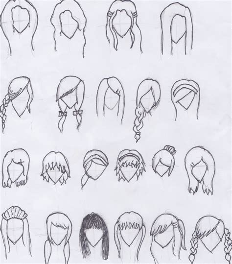cartoon hairstyles cute hair styles cartoon hair styles