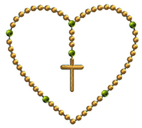rosary clipart free christian graphics