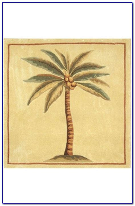 Palm Tree Bathroom Rug Palm Tree Rug 5x7 Rugs Home Decorating Ideas 4lyz5odopk