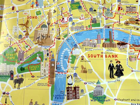 map of and attractions attractions map map of attractions