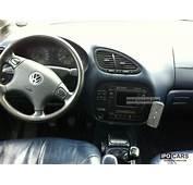 1998 Volkswagen Sharan 28 VR6  NAVI 6 E Box Car