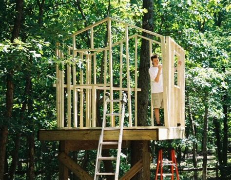 Great Room House Plans The Treehouse Guide Usa Treehouse List